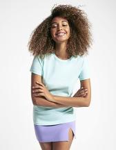 Golden Organic Woman T-Shirt